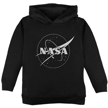NASA Outline Logo Toddler Hoodie