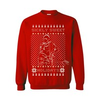 Ugly Christmas Sweater RED