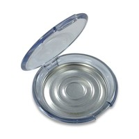 Clear Round Compact
