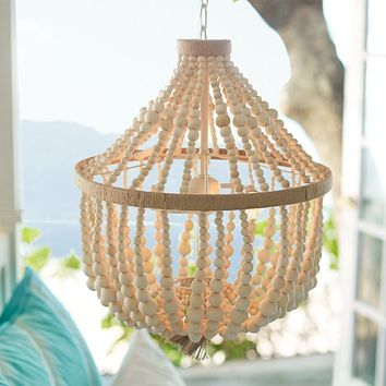 Catalina Beaded Chandelier