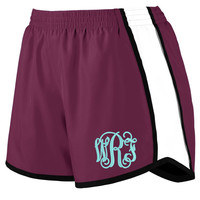 Inventory Clear Out - Monogrammed Athletic Running Shorts