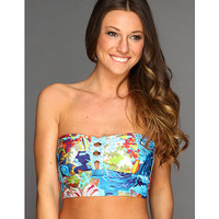 Lucky Brand Vintage Love Bustier Sea Grass - Zappos.com Free Shipping BOTH Ways