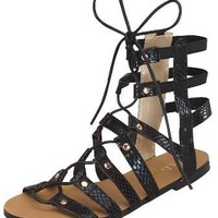 Desert Dancer Gladiator Sandals