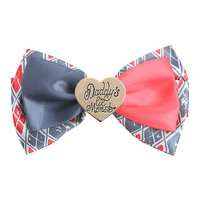 DC Comics Suicide Squad Harley Quinn Cosplay Hair Bow