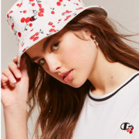 Champion + HVN for Urban Outfitters Cherry Bucket Hat