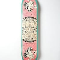 Titan Boards Womens Limited Edition Free People Printed Skateboard