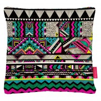 Quirky Illustrated Gifts | Fiesta Cushion | Kris Tate | Homeware | Ohh Deer