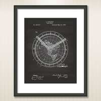 Time Chart 1893 Patent Art Illustration - Drawing - Printable INSTANT DOWNLOAD - Get 5 Colors Background