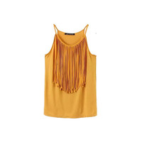 FRINGE TOP (3 colors)