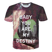 My Destiny Galaxy Tee