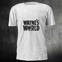 waynes world TShirt Tee Shirts For Men and women with beauty variant color for Unisex Size