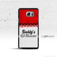 Daddy's Lil Monster *print Case Cover for Samsung Galaxy S & Note Series
