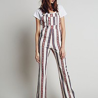 Free People Womens FP New Romantics Girl with a Dream Overall