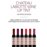 CHATEAU LABIOTTE Wine Lip Tint (7g) 2016 Brand New (RD01 Shiraz Red)