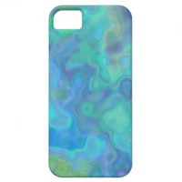 November Song abstract art case for iPhone iPhone 5 Case from Zazzle.com
