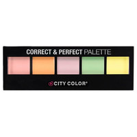 City Color Correct & Perfect Palette