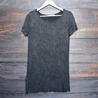 project social t - worn to death tee