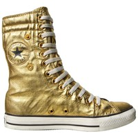 Converse Chuck Taylor XHI GOLD EU 40 UK 7 LIMITED EDITION 111039 (#318160) from Monstersneakers at KLEKT