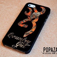 Browning Deer Country iPhone 5 | 5S Case Cover