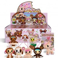 Donutella and Her Sweet Friends Mini Plush Collectables