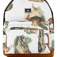 Hype 'Vintage Animals' Backpack* - Shoes and Accessories