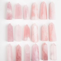 Rose Quartz Polished Point Wand