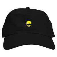 Power Rangers Yellow Dad Hat