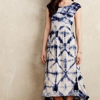 Skyscape Maxi Dress by The Odells Blue Motif