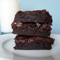 mmmmmm / The famed brownie recipe from Baked NYC. Every bit as delicious as Oprah and America's Test Kitchens claim it to be!