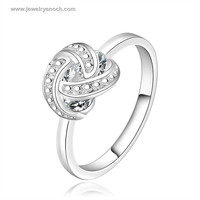 Exquisite 925 Silver Plated  Ring Designs
