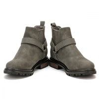 Rocket Dog Womens Charcoal Eagle Loki Boots