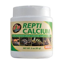 Zoo Med Repti Calcium w/D3 Reptile Supplement 3oz
