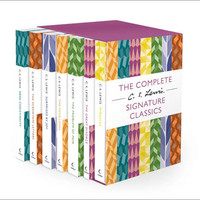 The Complete C. S. Lewis Signature Classics: Boxed Set by C.S. Lewis | Waterstones