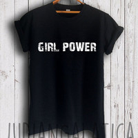 girl power shirt feminist tshirt this is what a feminist looks like unisex size