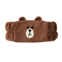 LINE FRIENDS Face Washing Headband