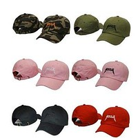 20 colour Summer Fashion Yeezus Hat Glastonbury Unstructured Strap back Dad Cap Yeezys