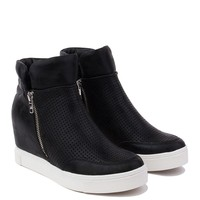 STEVE MADDEN LINQSP WEDGE SNEAKER - Just In - What's New
