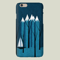 Sailing iPhone case by iveta on BoomBoomPrints