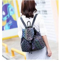 "EQcreative ""Luscious Luminous"" Geometric Backpack"