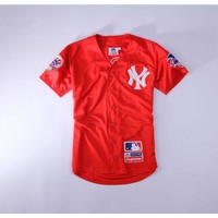 On Sale Hot Deal Sports Tops Quick Dry Baseball