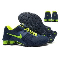 Tagre™ Nike Shox Current Woman Men Fashion Breathable Sneakers Sport Shoes