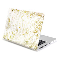 Hard Case Print Frosted (Swirling Paint Pattern) for 13 MacBook Pro