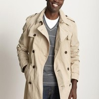 Heritage classic belted trench