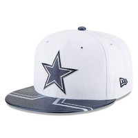 Dallas Cowboys NFL 2017 Offical Draft 59FIFTY Fitted Hat