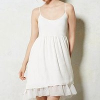 Tiered Tulle Chemise by Lili's Closet Ivory