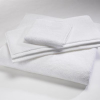 White MicroCotton Luxury Towels