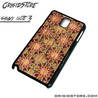 Mandra Ben Yusuf Wood Texture Case For Samsung Galaxy Note 3 Case