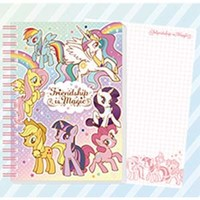 B6 Note Book 60 Sheets ~ My Little Pony **PREORDER**