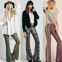 Relaxing Bohemian Pants