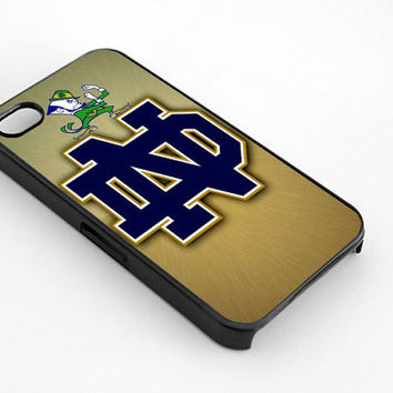 Notre Dame Fighting Irish for iphone 4/4s case, iphone 5/5s/5c case, samsung s3/s4 case cover